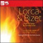 Federico García Lorca: Popular Songs; Bizet: Carmen Suite