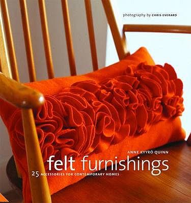 Felt Furnishing - Quinn, Anne Kyyro