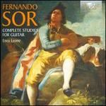 Fernando Sor: Complete Studies for Guitar