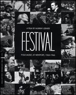 Festival [Criterion Collection] [Blu-ray] - Murray Lerner