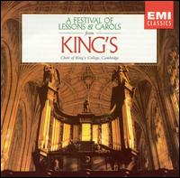 Festival of Lessons & Carols from King's [1978 Recording] - King's College Choir of Cambridge / Philip Ledger
