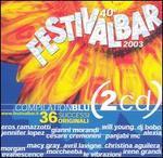 Festivalbar 2003: Compilation Blu