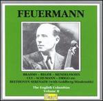 Feuermann: The English Columblas, Vol. 2