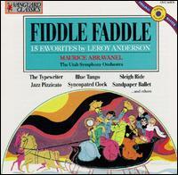 Fiddle Faddle - Maurice de Abravanel