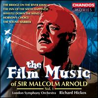 Film Music of Sir Malcolm Arnold, Vol. 1 - The London Symphony Orchestra
