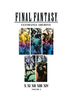Final Fantasy Ultimania Archive Volume 3 - Square Enix