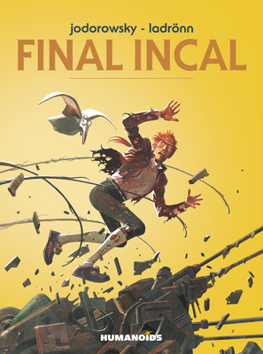 Final Incal - Jodorowsky, Alexandro