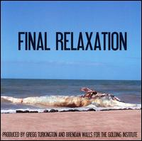 Final Relaxation - The Golding Institute