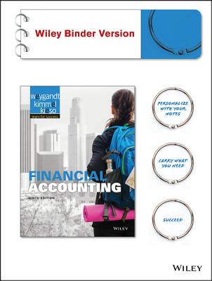 9781118338438: Financial Accounting, Binder Ready Version - Jerry J