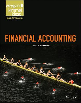 Financial Accounting - Weygandt, Jerry J, Ph.D., CPA