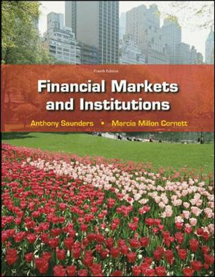 Financial Markets&institutions - Saunders, Anthony