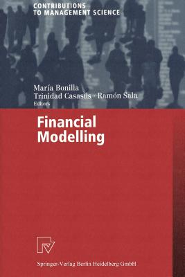 Financial Modelling - Bonilla, Maria (Editor)