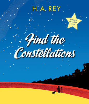 Find the Constellations - Rey, H A