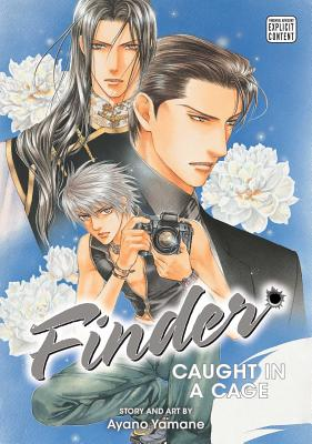 Finder, Volume 2: Caught in a Cage - Yamane, Ayano