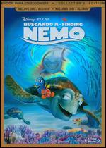 Finding Nemo [3 Discs] [Spanish] [DVD/Blu-ray] - Andrew Stanton; Lee Unkrich