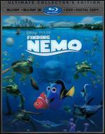 Finding Nemo [5 Discs] [Includes Digital Copy] [3D/2D] [Blu-ray/DVD]