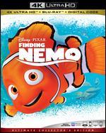 Finding Nemo [Includes Digital Copy] [4K Ultra HD Blu-ray/Blu-ray] - Andrew Stanton; Lee Unkrich
