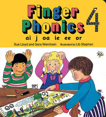 Finger Phonics - Wernham, Sara, and Lloyd, Sue