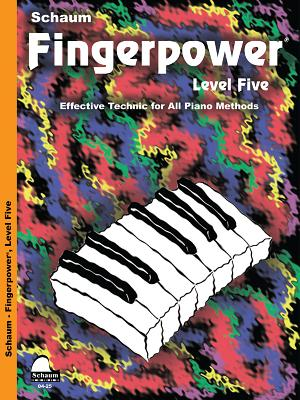 Fingerpower - Level 5: Effective Technic for All Piano Methods - Schaum, John W