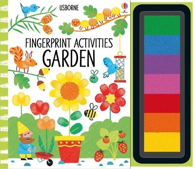 Fingerprint Activities Garden - Watt, Fiona, and Whatmore, Candice (Illustrator)