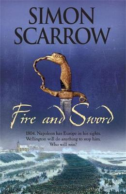 Fire and Sword - Scarrow, Simon