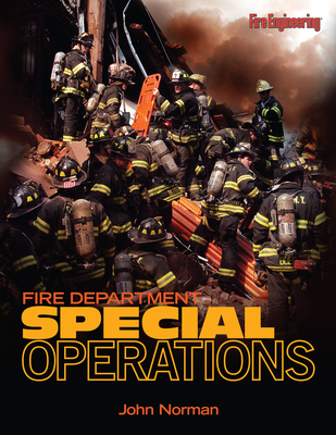 Fire Department Special Operations - Norman, John