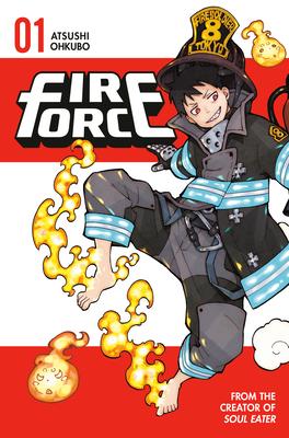 Fire Force 1 - Ohkubo, Atsushi