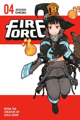 Fire Force 4 - Aokubo, Atsushi
