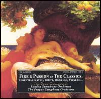 Fire & Passion in the Classics - Alexander Barantschik (violin); David Nolan (violin); Roland Gallery (guitar)