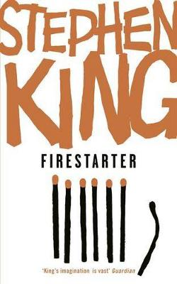 Firestarter - King, Stephen