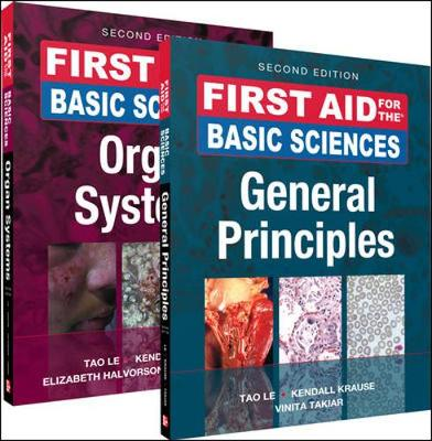 First Aid Basic Sciences 2/E (Value Pack) - Le, Tao, M.D., and Krause, Kendall