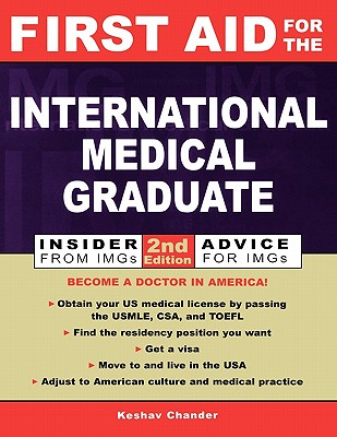 First Aid for the International Medical Graduate - Chander, Keshav