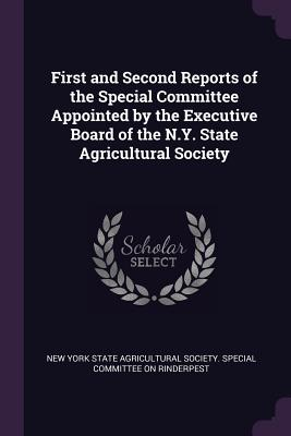 First and Second Reports of the Special Committee Appointed by the Executive Board of the N.Y. State Agricultural Society - New York State Agricultural Society Spe (Creator)