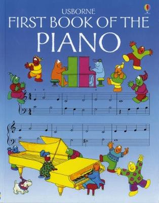 First Book of the Piano - O'Brien, Eileen, and O'Brien, E, and Miles, John C