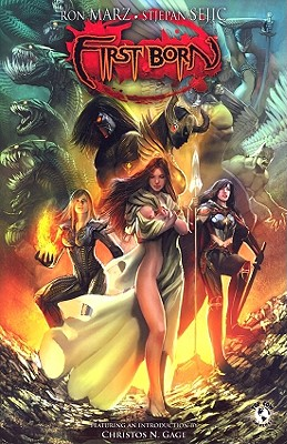 First Born: Volume 1 - Marz, Ron, and Levin, Rob (Editor), and Sejic, Stjepan