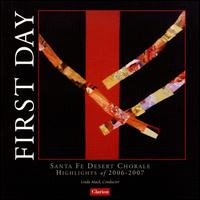 First Day - Alfredo Lopez (clarinet); David Farwig (baritone); Jack Loeffler (drums); Matthew Tresler (tenor); Michael Boswell (tenor);...