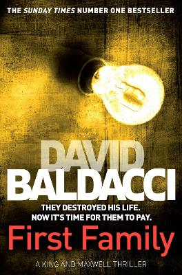 First Family - Baldacci, David