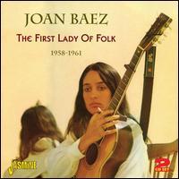 First Lady of Folk: 1958-1961 - Joan Baez