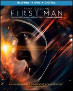 First Man [Includes Digital Copy] [Blu-ray/DVD] - Damien Chazelle