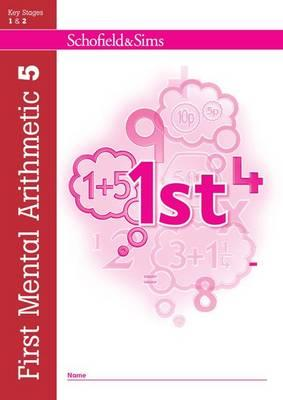 First Mental Arithmetic Book 5 - Montague-Smith, Ann