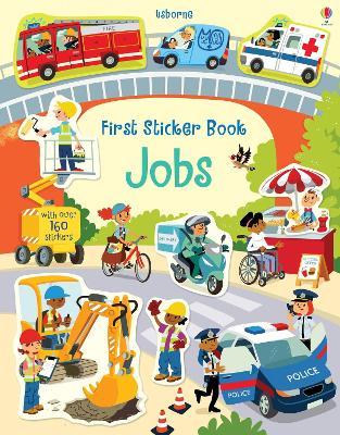 First Sticker Book Jobs - Watson, Hannah