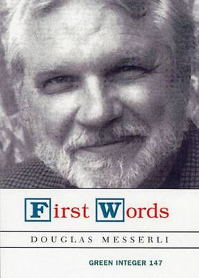 First Words - Messerli, Douglas