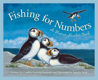 Fishing for Numbers: A Maine N - Reynolds, Cynthia Furlong, and Grodin, Elissa