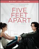 Five Feet Apart [Includes Digital Copy] [Blu-ray/DVD]
