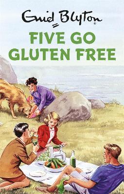 Five Go Gluten Free - Vincent, Bruno