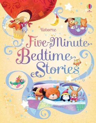Five Minute Bedtime Stories - Taplin, Sam