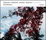 Five Pieces: Music by Takemitsu, Hindemith, Janacek, Silvestrov