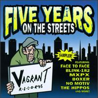Five Years on the Streets - Various Artists
