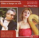 Flûte et harpe en Asie