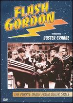 Flash Gordon: The Purple Death From Outer Space